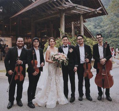 Casa String Quartet Entertainment