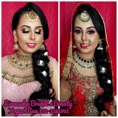Sireessha Bridal's & Beauty